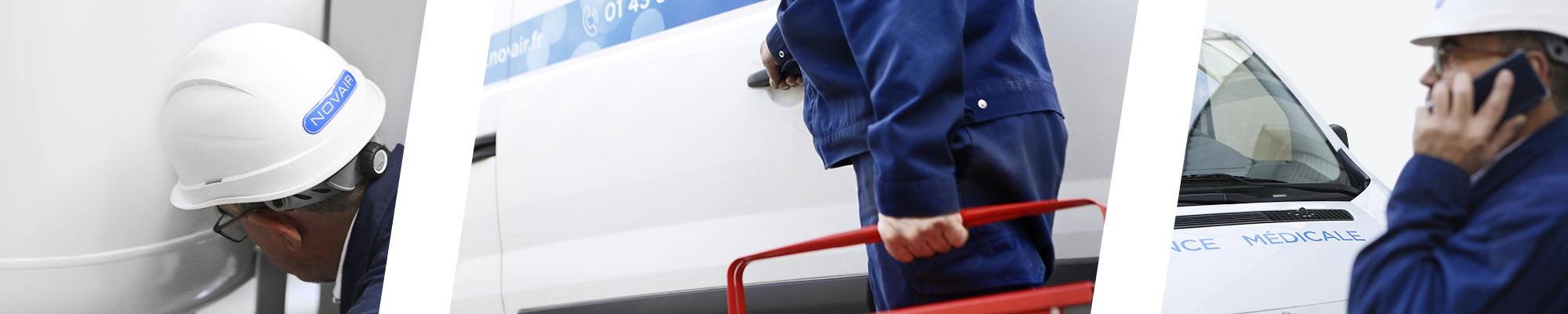 Service après-vente & Maintenance Novair