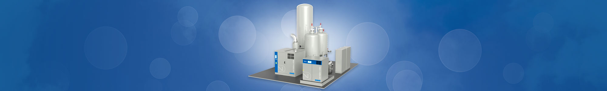 VPSA Oxygen Generator: high energy efficiency for the highest consumption