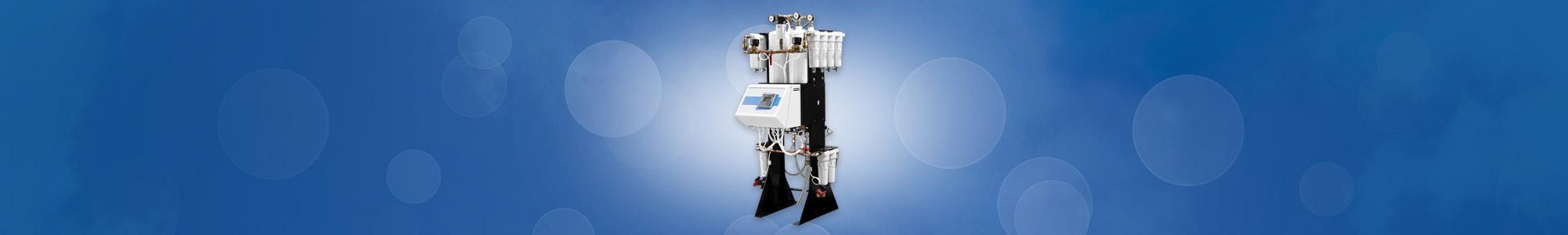 Compression et Traitement de l'Air : les centrales Novair