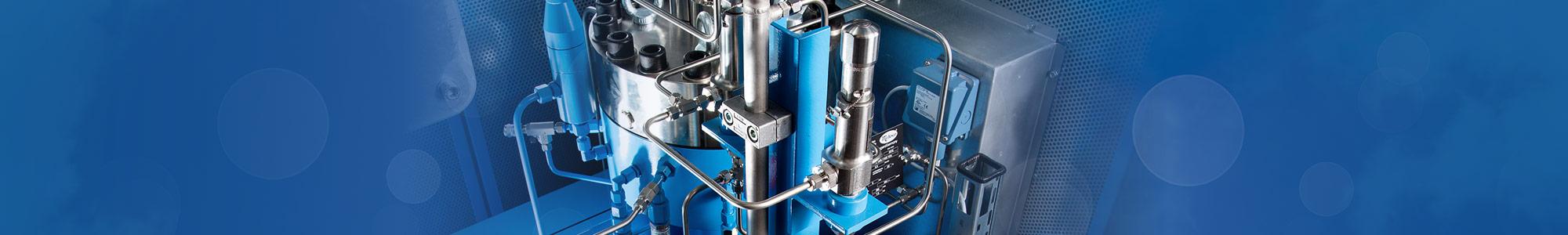 Process compressors