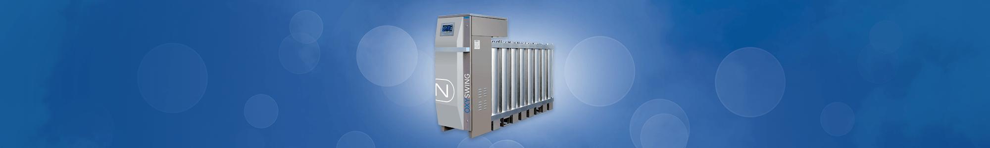 Modular PSA Oxygen generator:  evolutionary capacity for low to medium consumption