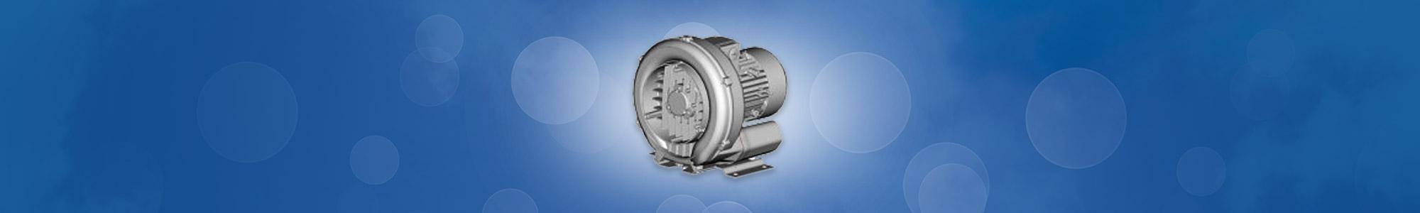 Side channel blower compressor