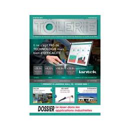 Article du magazine TOLERIE
