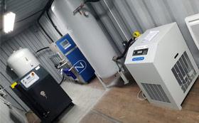 NOVAIR solution for laser cutting