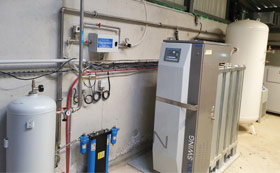 Solutions NOVAIR pour le secteur du biogaz